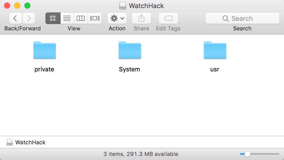 WatchHack