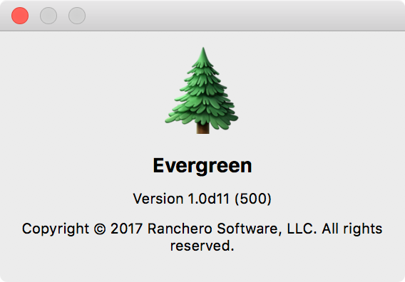 EvergreenEmoji